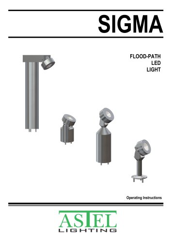 Flood - Path LED Light SIGMA