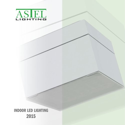 Indoor LED Lighting 2015