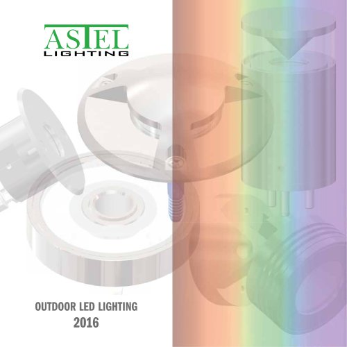 Outdoor LED Lighting 2016