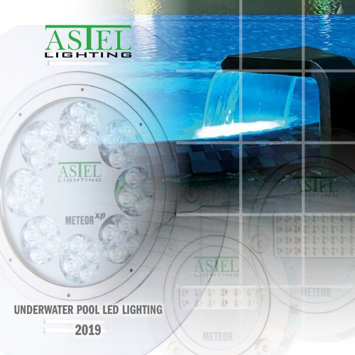 Underwater Pool LED Lighting 2019