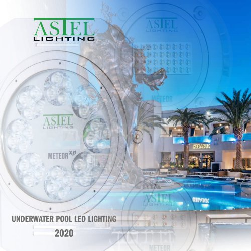 Underwater Pool LED Lighting 2020