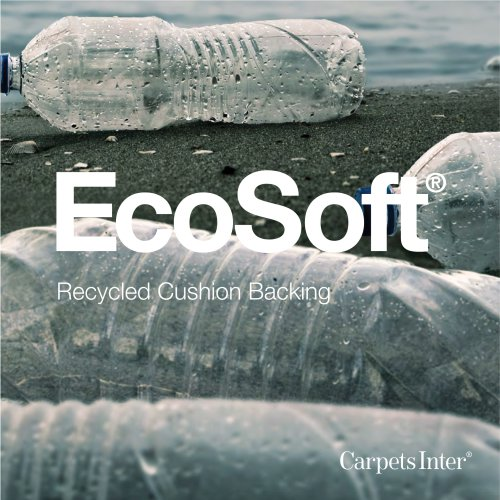 EcoSoft Recycled Cushion Backing