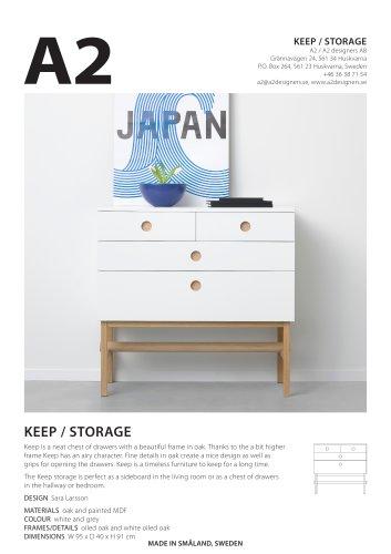 KEEP / STORAGE