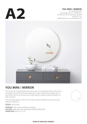 YOU MINI / MIRROR