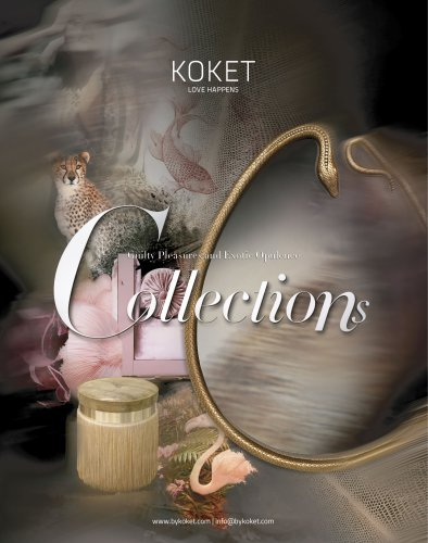 New KOKET Catalog