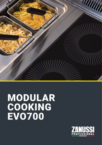 MODULAR COOKING EVO700