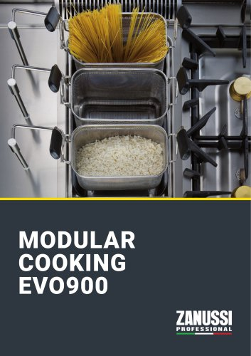 MODULAR COOKING EVO900