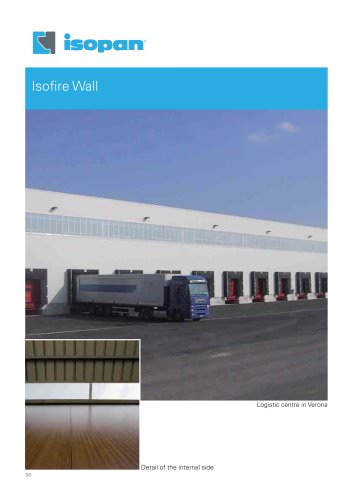Isofire wall 1000