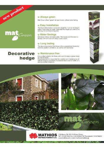 Mat Green - Mat Grass