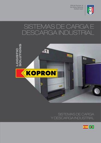 Sistemas de carga y descarga industrial