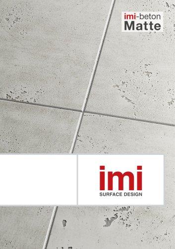 imi-beton Matte