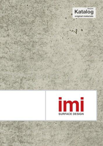 Katalog original materials