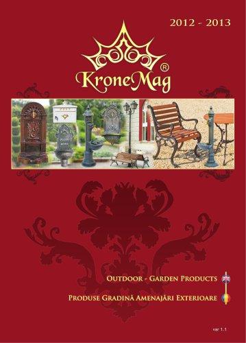 Garden Furniture - KroneMag