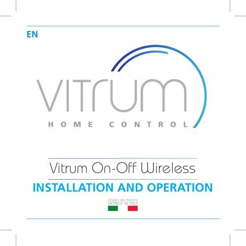 Vitrum On-Off Wireless