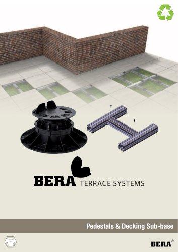 BERA® Alu Sub-base Terrace System