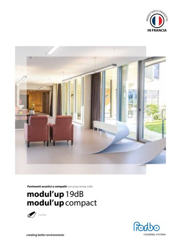 Modul'up 19dB / Modul'up compact