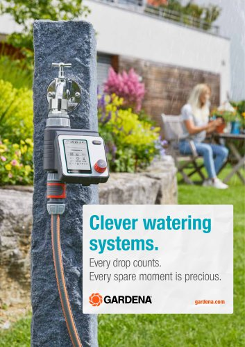 Irrigation systems 2019