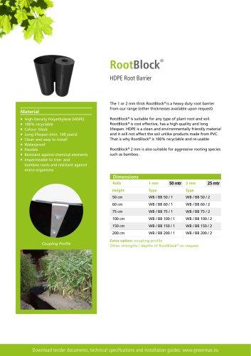 RootBlock®