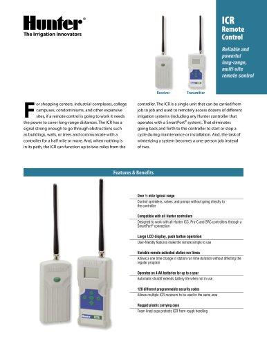 ICR Remote Control