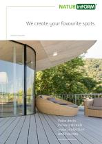Patio decks Privacy shields noise protection and Facades