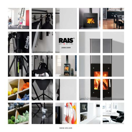 Rais Catalogue 2008-2009