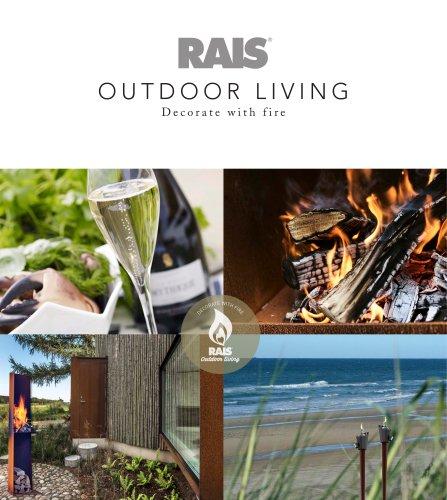Rais Outdoor 2017 skærm