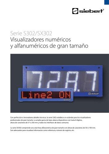 Serie S302/SX302