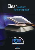 Clear solutions for dark spaces