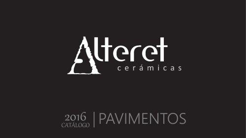 PAVIMENTOS 2016 | Alteret Cerámicas