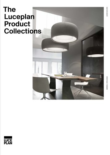 The Luceplan Product Collections