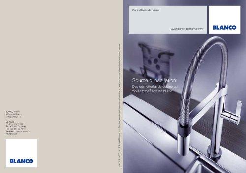 Brochure Mitigeurs 2016