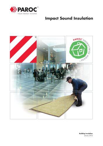 Construction:Impact Sound Insulation