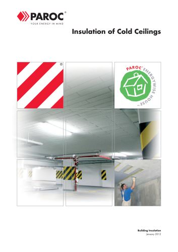 Construction:Insulation of Cold Ceilings