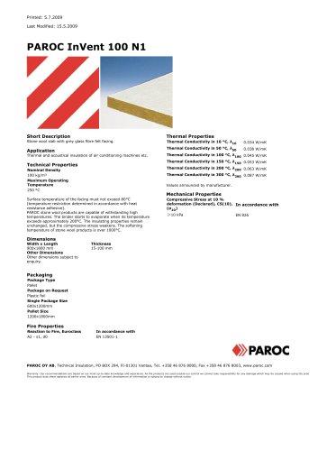 PAROCInVent 100 N1