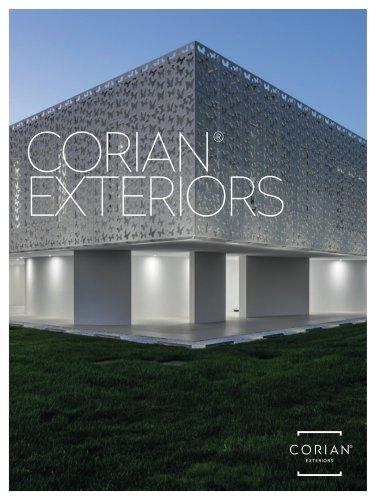 CORIAN® EXTERIORS