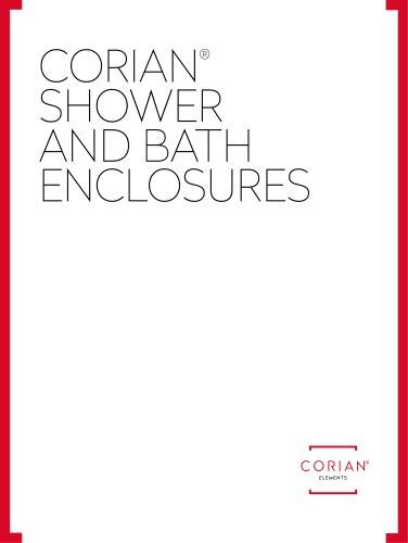 Corian Shower And Bath Enclosures