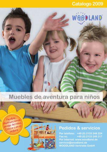 Catalogo cama infantil 2009
