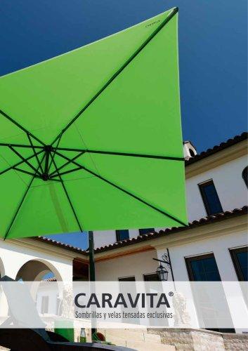 CARAVITA Sombrillas y velas tensadas 2019