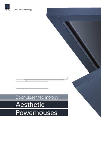 Door closer technology