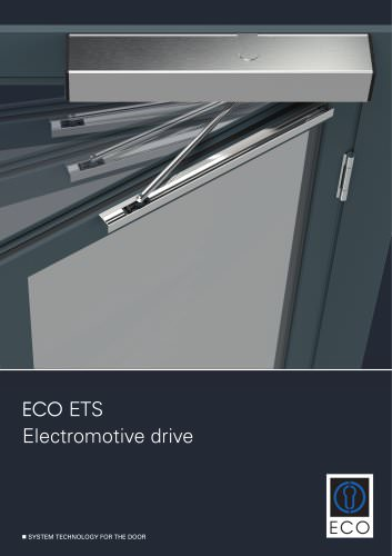 ECO ETS Electromotive drive
