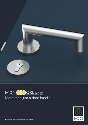 ECO OKL Magis - More than just a door handle