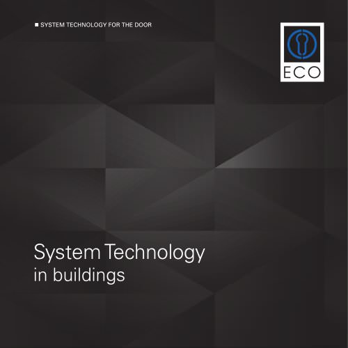 System Technology in buildings