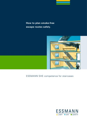 Brochure Smoke and heat extraction for staircases