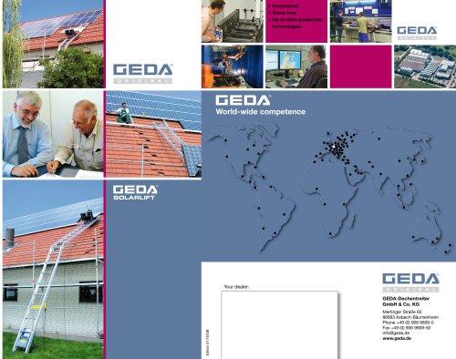GEDA - SOLARLIFT