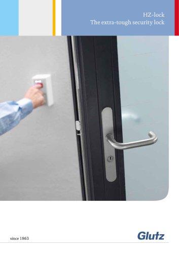 HZ-lock The extra-tough security lock