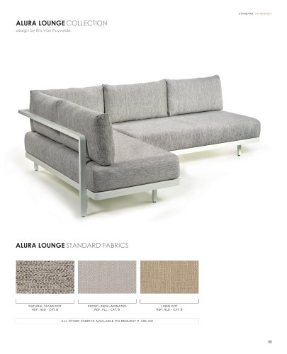 ALURA LOUNGE COLLECTION