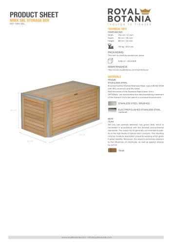 NINIX SBL STORAGE BOX