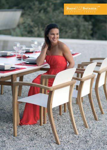 Royal Botania - Outdoor Luxury