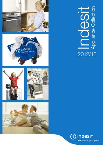 Indest Appliance Collection 2012/2013