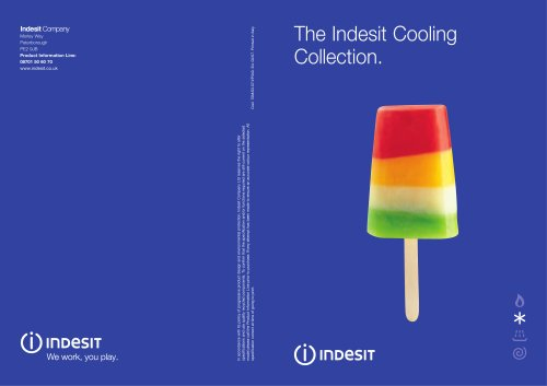 The Indesit Cooling Collection